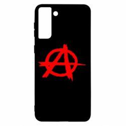 Чохол для Samsung S21+ Anarchy