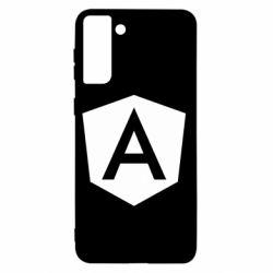 Чохол для Samsung S21+ Аngular
