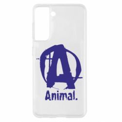 Чохол для Samsung S21 Animal