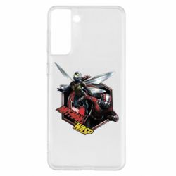 Чохол для Samsung S21+ ANT MAN and the WASP MARVEL