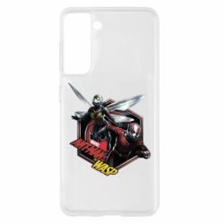 Чохол для Samsung S21 ANT MAN and the WASP MARVEL