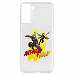 Чохол для Samsung S21+ Ant - Man and Wasp