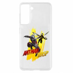 Чохол для Samsung S21 Ant - Man and Wasp