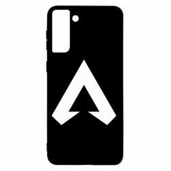 Чехол для Samsung S21+ Apex legends logotype