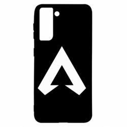 Чехол для Samsung S21 Apex legends logotype