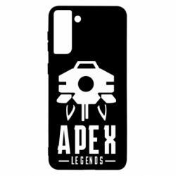 Чохол для Samsung S21+ Apex Legends symbol health