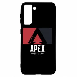 Чехол для Samsung S21 Apex red-black