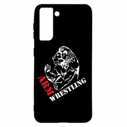 Чохол для Samsung S21 Arm Wrestling