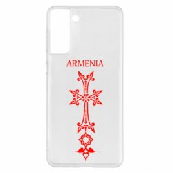 Чехол для Samsung S21+ Armenia