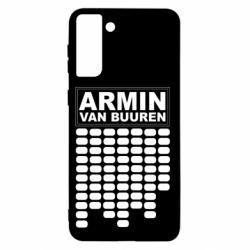 Чохол для Samsung S21+ Armin Van Buuren Trance