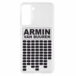 Чохол для Samsung S21 Armin Van Buuren Trance