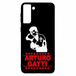 Чохол для Samsung S21+ Arturo Gatti