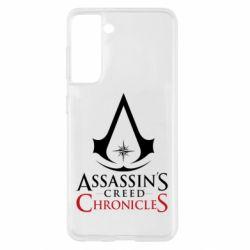 Чохол для Samsung S21 Assassin's creed ChronicleS