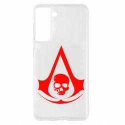 Чохол для Samsung S21 Assassin's Creed Misfit