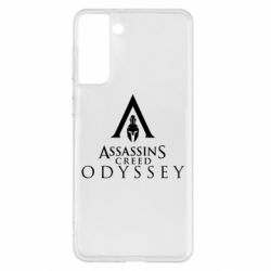 Чохол для Samsung S21+ Assassin's Creed: Odyssey logotype