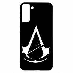 Чохол для Samsung S21+ Assassins Creed Logo
