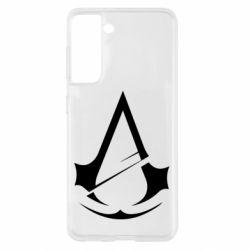 Чохол для Samsung S21 Assassins Creed Logo