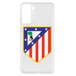 Чехол для Samsung S21+ Atletico Madrid
