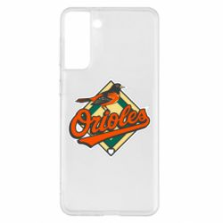 Чохол для Samsung S21+ Baltimore Orioles