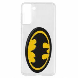 Чохол для Samsung S21+ Batman 3D