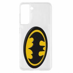 Чохол для Samsung S21 Batman 3D