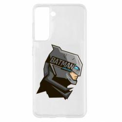 Чохол для Samsung S21 Batman Armoured