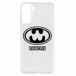 Чохол для Samsung S21+ Batwoman