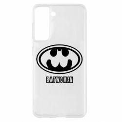 Чохол для Samsung S21 Batwoman