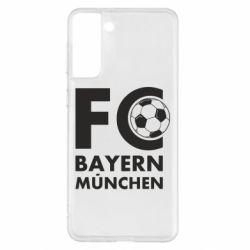 Чохол для Samsung S21+ Баварія Мюнхен