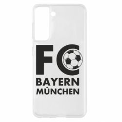 Чохол для Samsung S21 Баварія Мюнхен