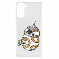 Чехол для Samsung S21+ BB-8 Like