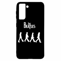 Чохол для Samsung S21 Beatles Group