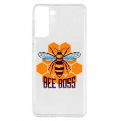 Чехол для Samsung S21+ Bee Boss