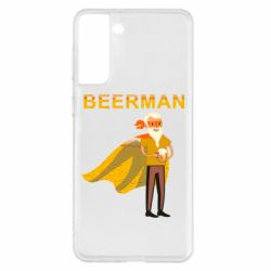 Чохол для Samsung S21+ BEERMAN
