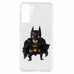 Чохол для Samsung S21+ Бетмен Арт