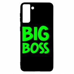Чохол для Samsung S21+ Big Boss