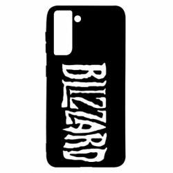 Чохол для Samsung S21 Blizzard Logo