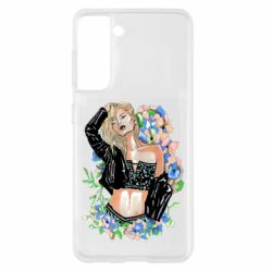 Чохол для Samsung S21 Blonde in colors