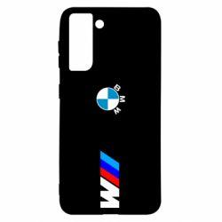 Чохол для Samsung S21 BMW M