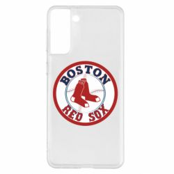 Чохол для Samsung S21+ Boston Red Sox