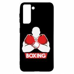 Чехол для Samsung S21 Box Fighter