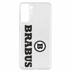 Чохол для Samsung S21+ Brabus