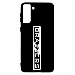 Чехол для Samsung S21+ Brazzers Logo