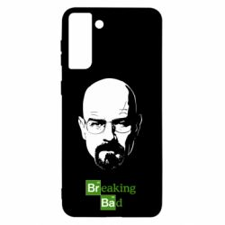 Чохол для Samsung S21+ Breaking Bad  (Во все тяжкие)