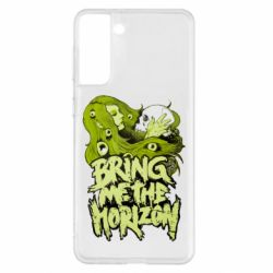 Чохол для Samsung S21+ Bring me the horizon