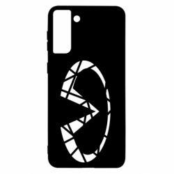 Чохол для Samsung S21+ Broken logo