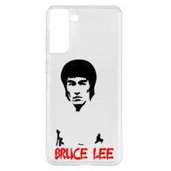 Чохол для Samsung S21+ Bruce Lee