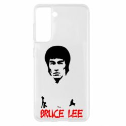 Чохол для Samsung S21 Bruce Lee