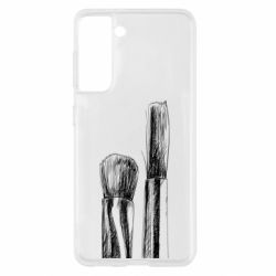 Чохол для Samsung S21 Brushes