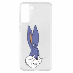 Чохол для Samsung S21+ Bugs Bunny Meme Face